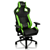 Thermaltake GT-Fit 100 Gaming Chair - Green